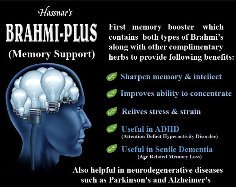 BRAHMI PLUS POWDER