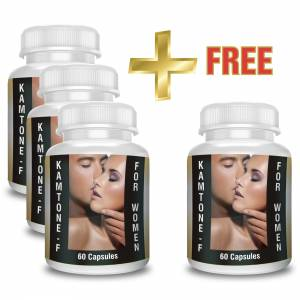 KAMTONE F Libido Enhancer For Women